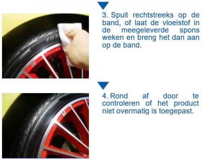 SENSHA Aqueous Tire Wax instructie 2van2a