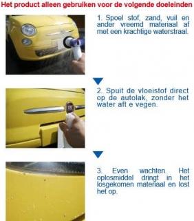 SENSHA Bugs Clean instructie 1van2a