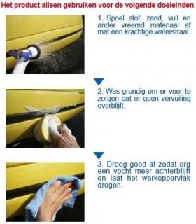 SENSHA Bumper Crystal instructie 1van2a