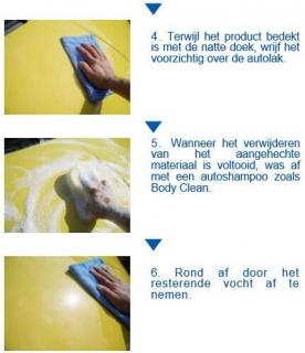SENSHA Clean Clay Instructie 2van2a