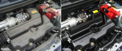 SENSHA Engine Clean foto