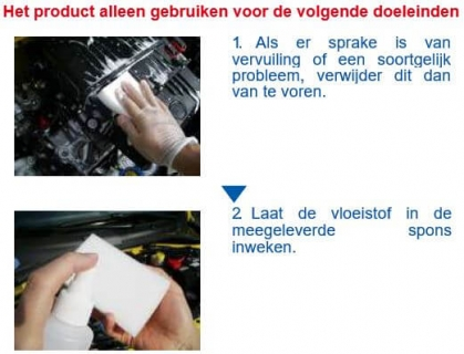 SENSHA Engine Wax instructie 1van2a