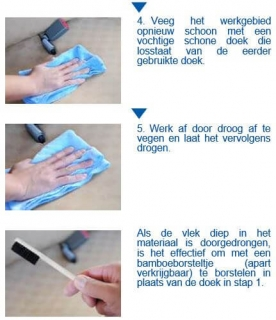 SENSHA Interior Stain Cleaner instructie 2van2a
