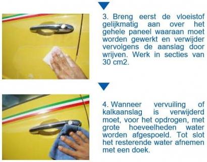 SENSHA Scale Clean Instructie 2van2a