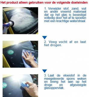 SENSHA Window Crystal instructie 1van2